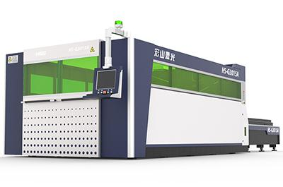 G3015A Fiber Laser Cutting Machine with Double Work Table