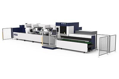 TS65 Fully Automatic Fiber Laser Tube Cutting Machine